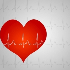Healthy Heart - Free vector #213897