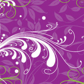 Purple Nature Free Vector Graphic - Kostenloses vector #213977