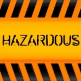 Hazardous Icon - vector gratuit #214027