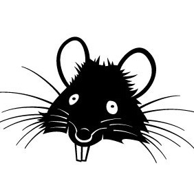 Rat Vector VP - Free vector #214137
