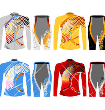 Free long sleeve vector - vector gratuit #214397