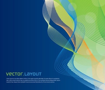 Vector Layout 3 - vector gratuit #215417