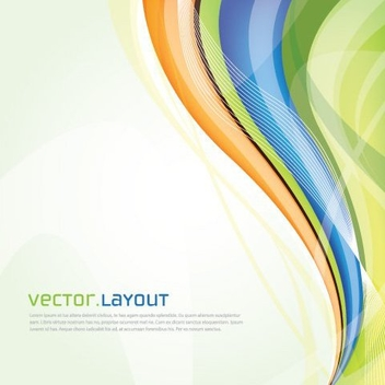 Vector Layout - vector gratuit #215557