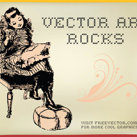 Vector Art Rocks - vector #215727 gratis