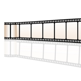 Vector Film Reel - vector gratuit #216247