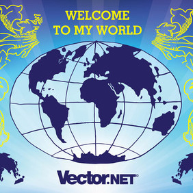 Free World Graphics - бесплатный vector #216317