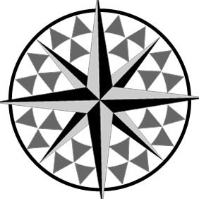Nautical Star Vector - Kostenloses vector #216537