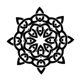 Celtic Knot Vector Art - vector #216577 gratis