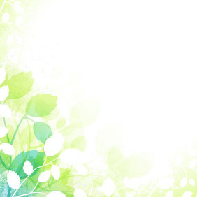 Free Vector Spring Background - vector #216917 gratis