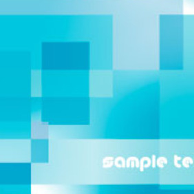 Abstract Card Vector Design - vector gratuit #217477