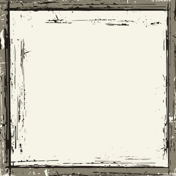 Grunged frame - Free vector #218237