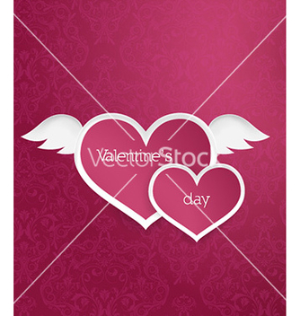 Free valentines day vector - vector gratuit #218317