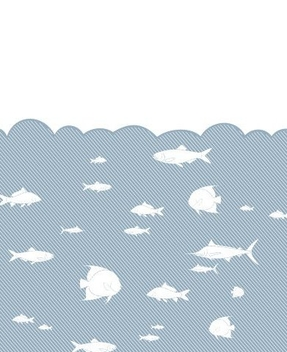 Fish in the sea - vector gratuit #218447