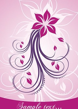 Pinky Card - Free vector #218837