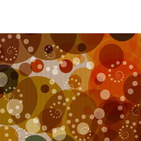 Abstract Colorful Circles Background 2 - Free vector #218887