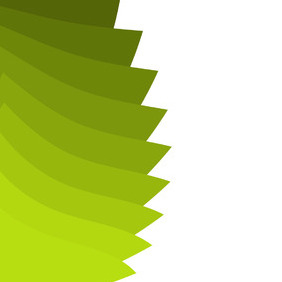 Green Abstract Vector Background 3 - vector #219107 gratis
