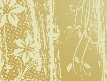 Floral theme - Kostenloses vector #219207