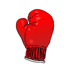 Boxing Glove Vector - Free vector #219307