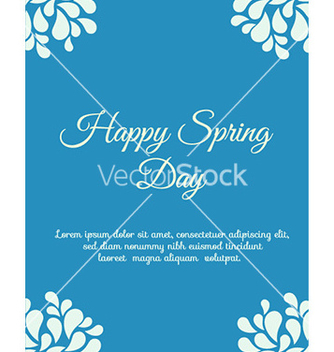 Free spring vector - Free vector #219407