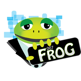 Frog - Free vector #219497