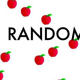 Random Apple Pattern - vector gratuit #220147