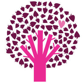 Free Tree With Heart - Kostenloses vector #220767