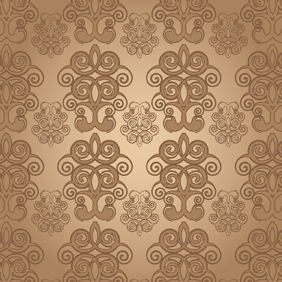 Vector Seamless Pattern - vector #221347 gratis