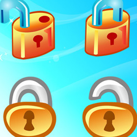 Free Vector Lock Icons - Free vector #222317