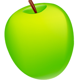 Apple - vector #222617 gratis