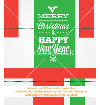 Free happy new year vector - vector #222627 gratis