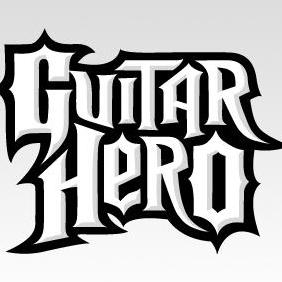 Guitar Hero Logo - Free vector #223207