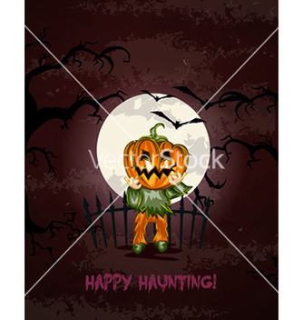 Free halloween background vector - бесплатный vector #223307