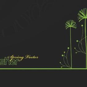 Free Spring Vector - Free vector #223407