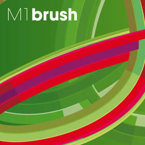 M1brush Abstract Vectors - Free vector #223427