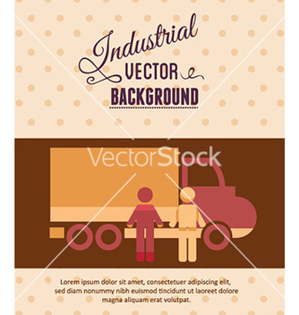 Free with industrial element vector - vector #224297 gratis