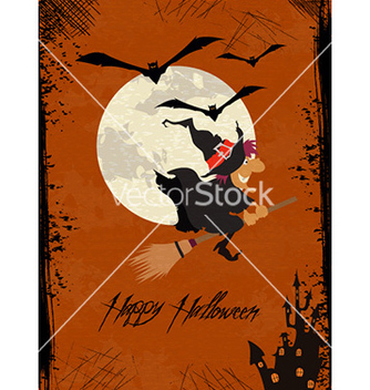 Free halloween background vector - Free vector #224487