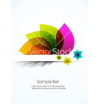 Free abstract colorful background vector - Kostenloses vector #225567