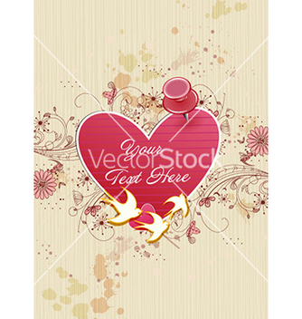 Free frame with flowers vector - vector #225867 gratis