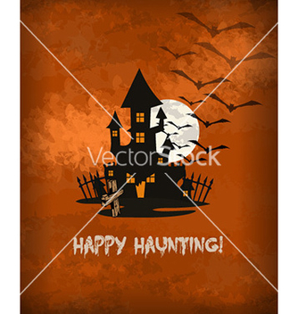 Free halloween background vector - Free vector #226157