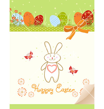 Free easter background vector - Kostenloses vector #226167