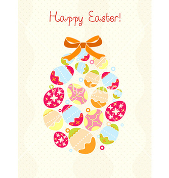 Free easter background vector - Kostenloses vector #226307