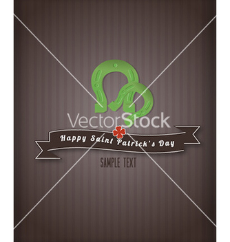 Free st patricks day vector - бесплатный vector #226717