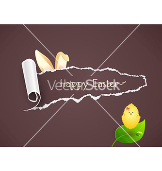 Free easter background vector - vector gratuit #227047