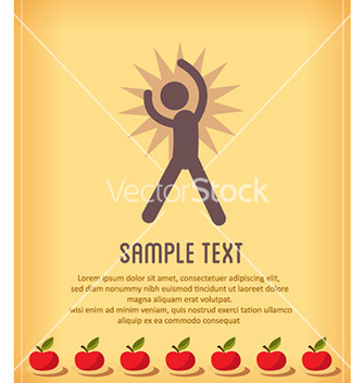 Free with people icon vector - vector #227227 gratis