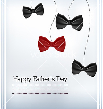 Free fathers day vector - Free vector #227687