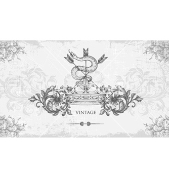 Free vintage background vector - Kostenloses vector #227867