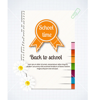 Free back to school vector - vector gratuit #228037
