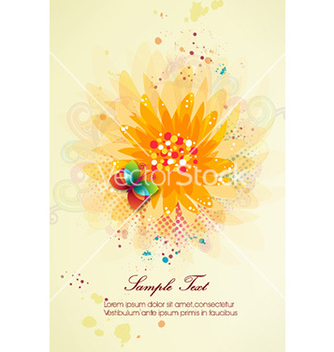 Free colorful abstract background vector - бесплатный vector #228117