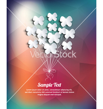 Free with abstract background vector - Kostenloses vector #228517