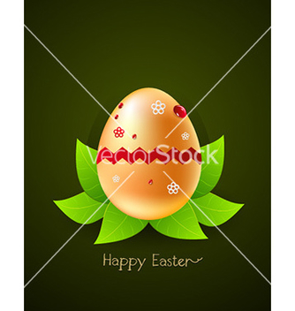 Free easter background vector - Free vector #228907